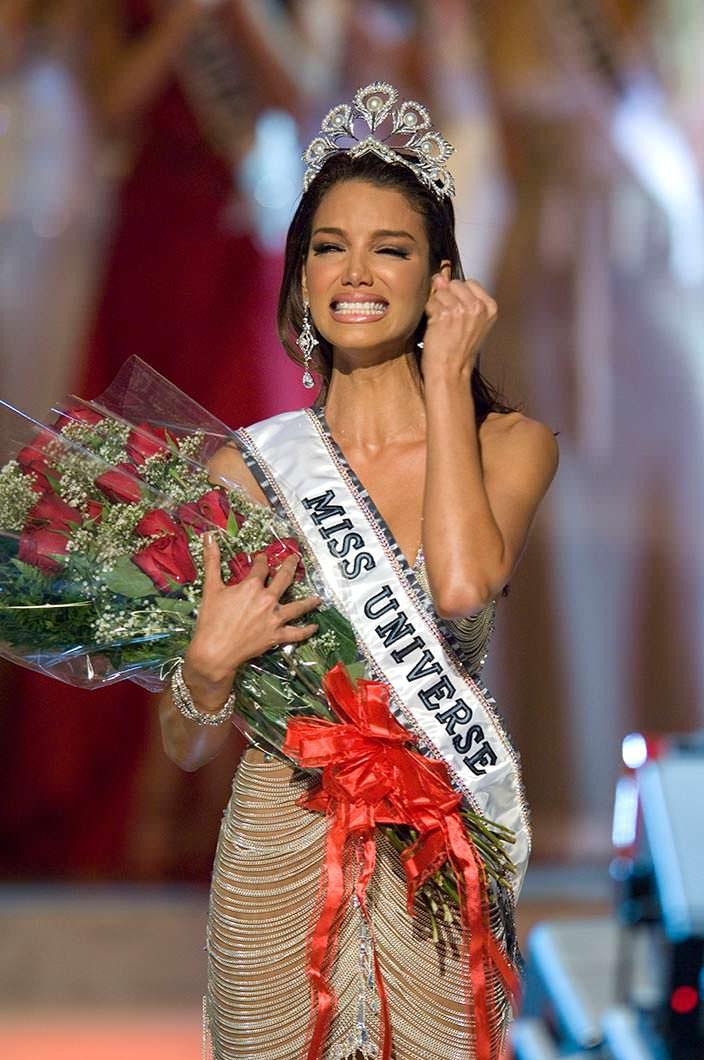Сулейка Ривера - Мисс Вселенная 2006