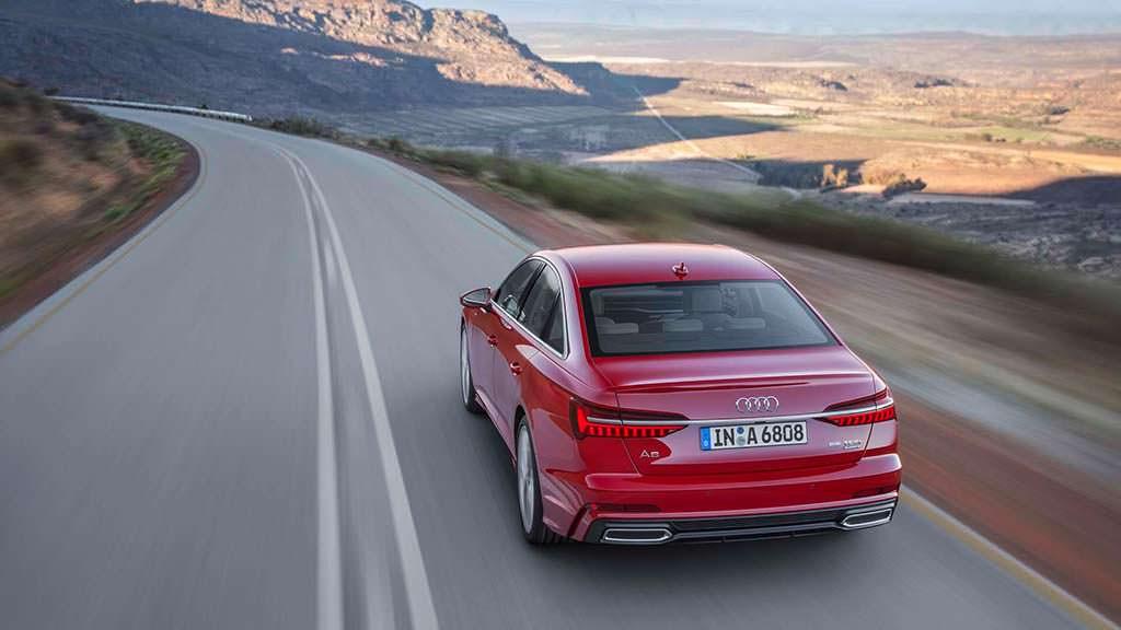 Audi A6 восьмого поколения
