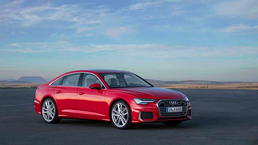 2019 Audi A6 C8