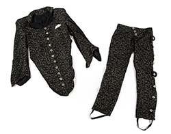 Чёрный костюм Принса