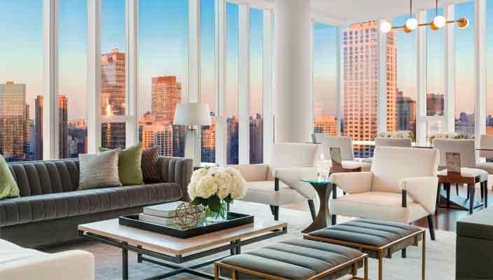 Брюс Уиллис купил новую квартиру в Нью-Йорке | фото, цена