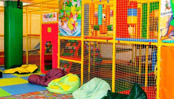 Детские игровые лабиринты от производителя в Украине