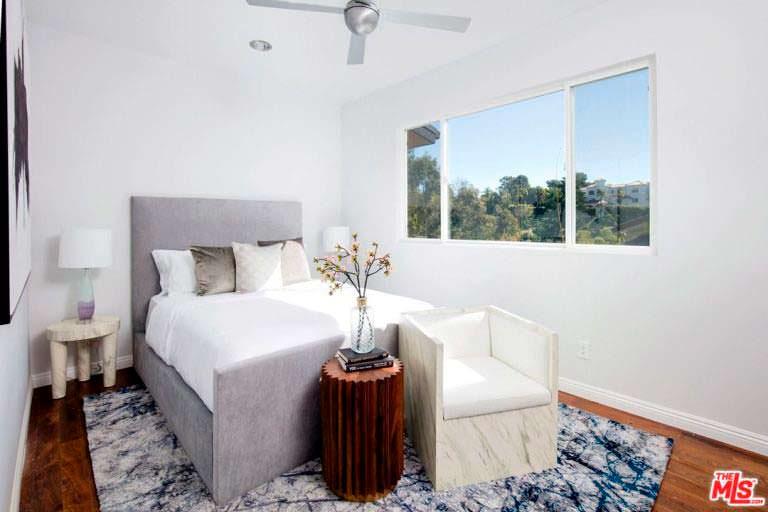 Дизайн маленькой гостевой спальни
