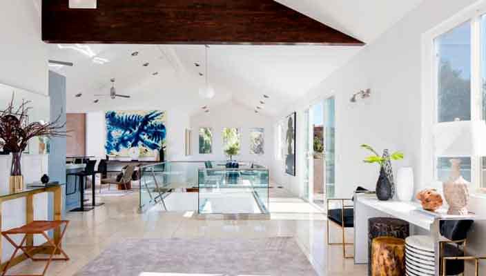 Билли Боб Торнтон продает дом в Малибу. Цена $2,3 млн, фото