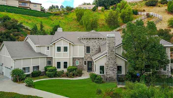 Шакил О'Нил купил новый дом в Лос-Анджелесе   фото и цена