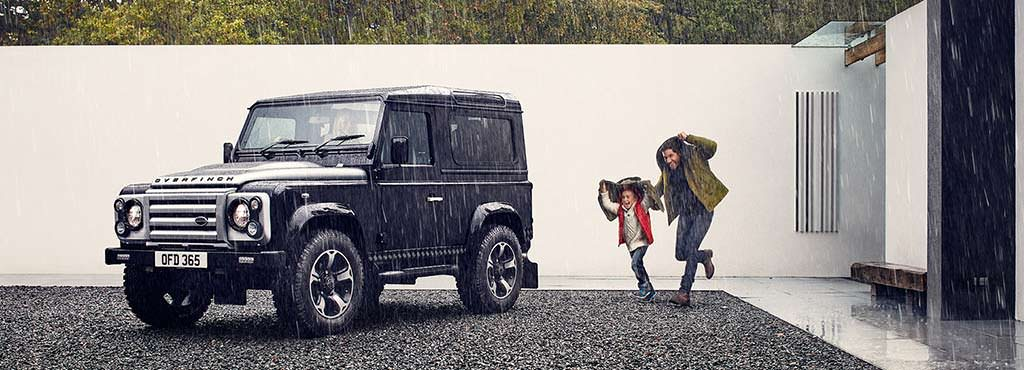Land Rover Defender 40th Anniversary Edition от Overfinch