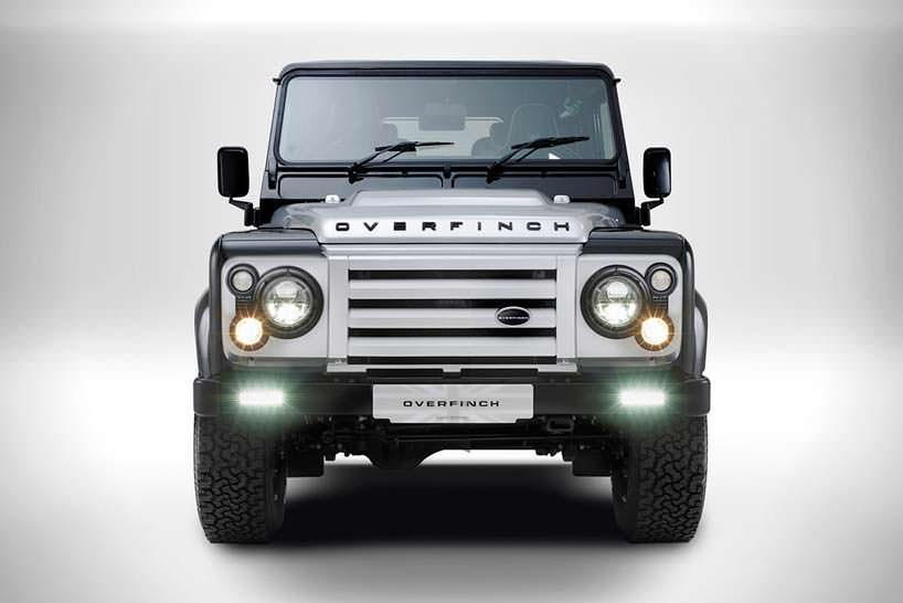 Overfinch Land Rover Defender 40th Anniversary Edition