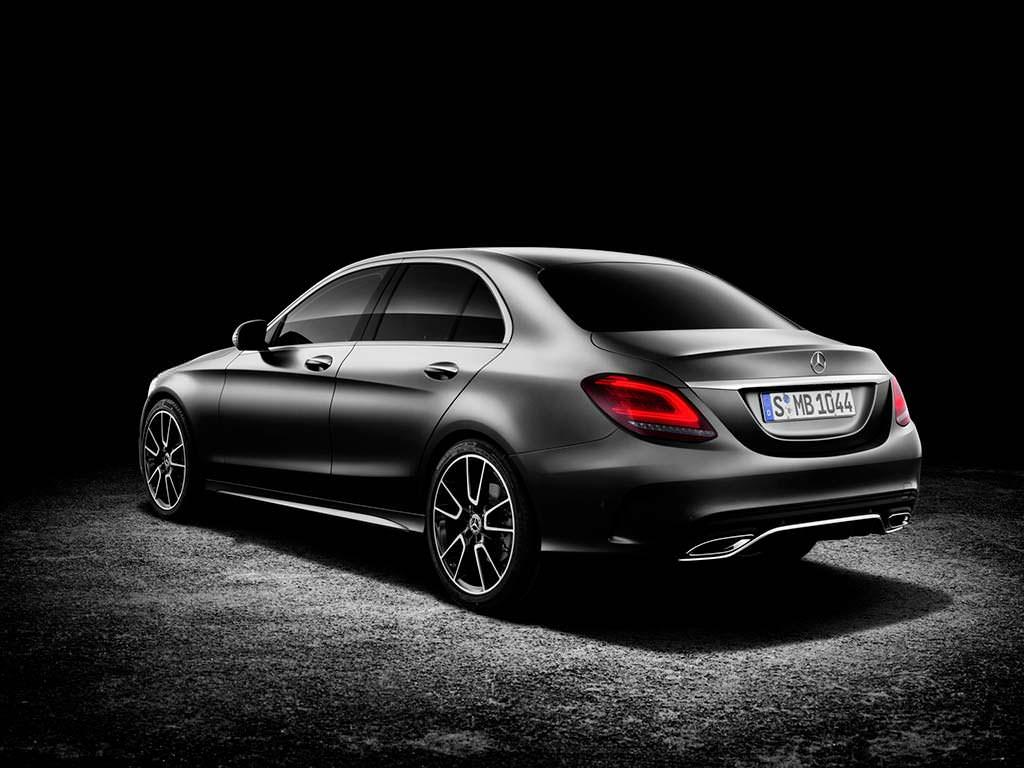 Рестайлинг Mercedes-Benz C-Class W213