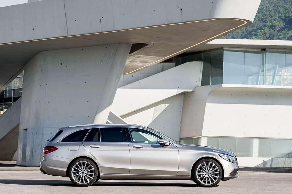 Универсал Mercedes-Benz C-Class. Рестайлинг 2019