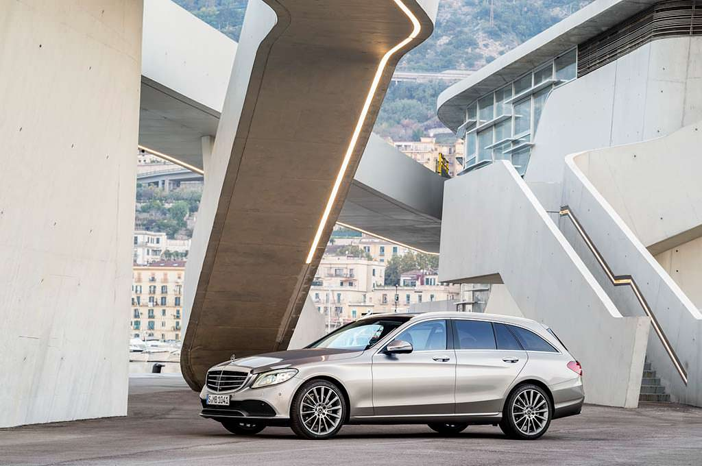Mercedes-Benz C-Class Estate S213. Рестайлинг 2019