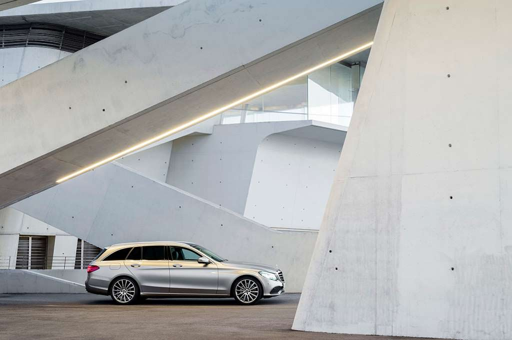 Универсал Mercedes-Benz C-Class Estate S213 2019 года