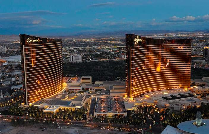 Отель-казино Wynn Las Vegas. Цена $2,7 млрд