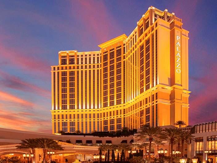 Отель-казино The Palazzo. Цена $1,8 млрд