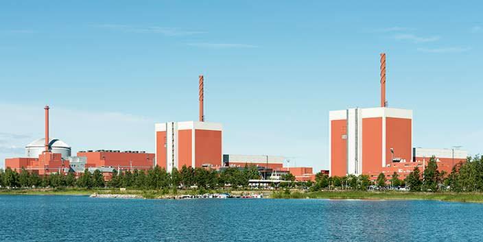 Атомная электростанция Олкилуото. Цена $9,05 млрд