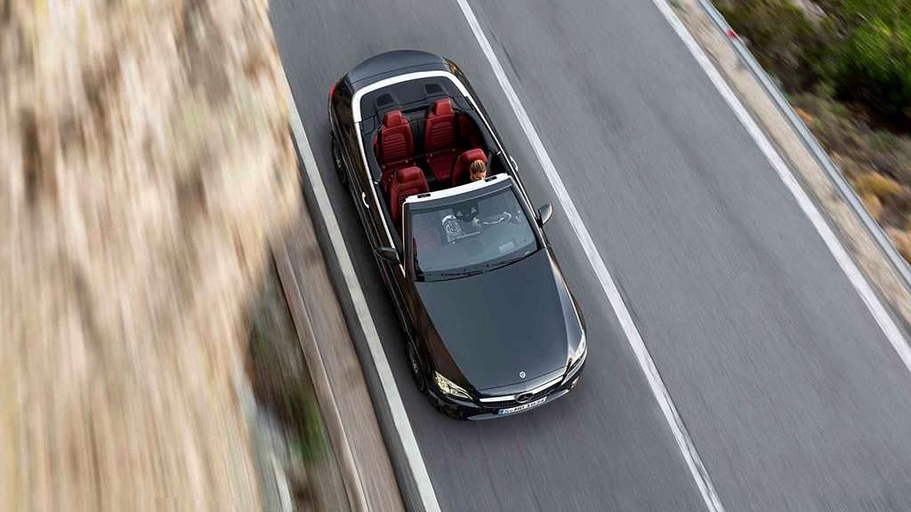 Рестайлинг Mercedes-AMG C43 Cabriolet