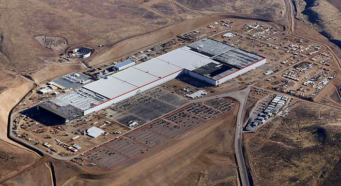 Завод «Гигафабрика 1». Цена $1,31 млрд