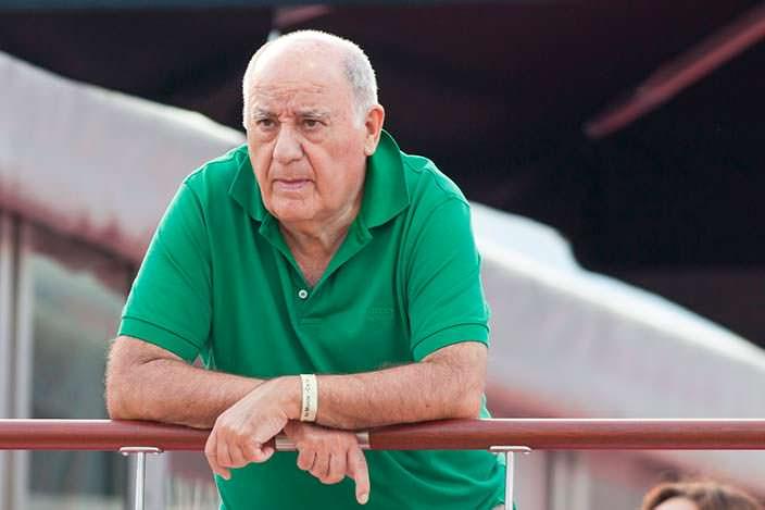 Амансио Ортега - самый богатый человек Испании