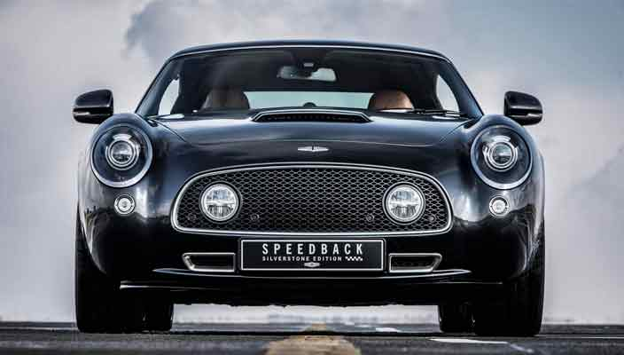 Вышел особый David Brown Speedback Silverstone Edition | фото