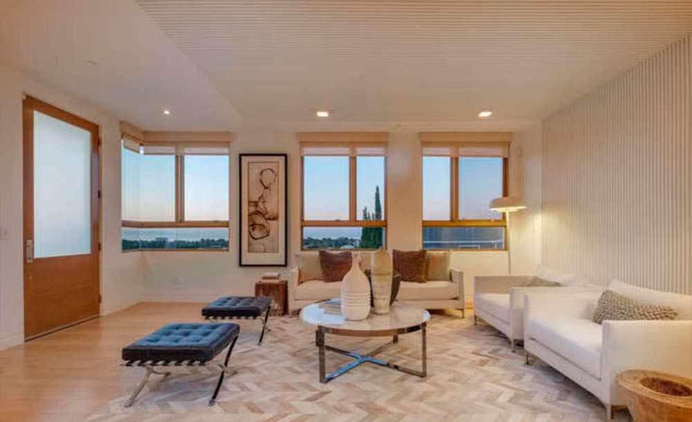Новый дом Тайры Бэнкс в Пасифик Палисадес, Лос-Анджелес