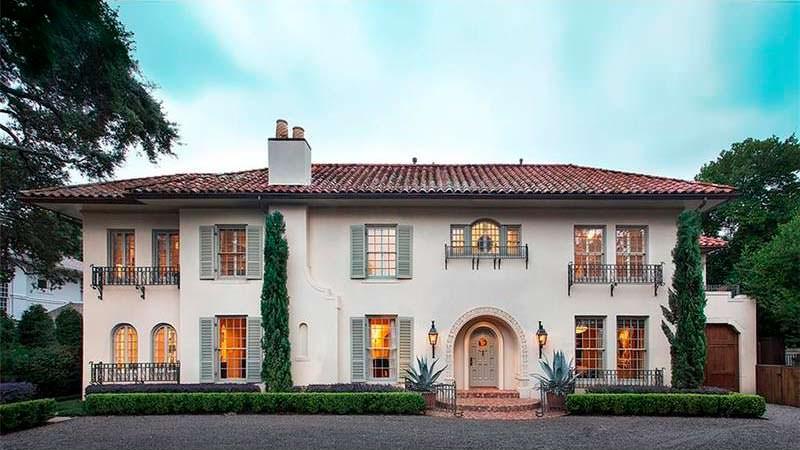Дом Лэнса Армстронга в Техасе
