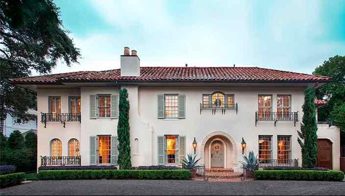 Лэнс Армстронг продает шикарный дом в Остине | фото и цена