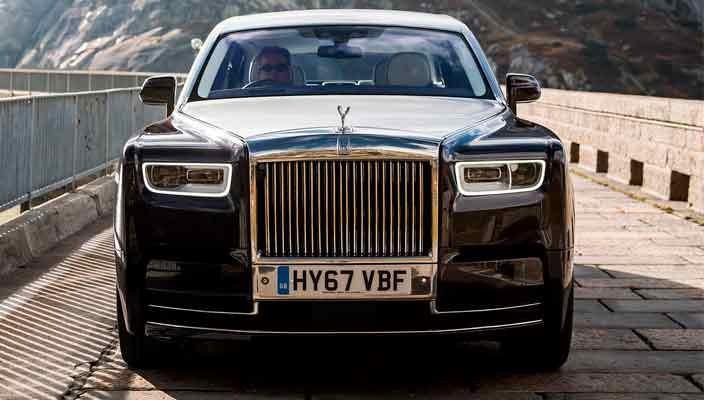 Флойд Мейвезер купил на день рождения Rolls-Royce Phantom