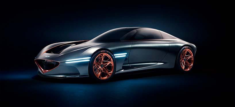 Спортивный электромобиль Genesis Essentia