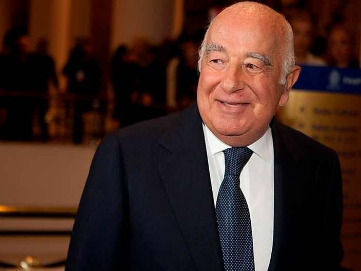 Бразильский миллиардер Джозеф Сафра