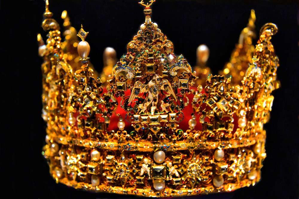 Корона Дании
