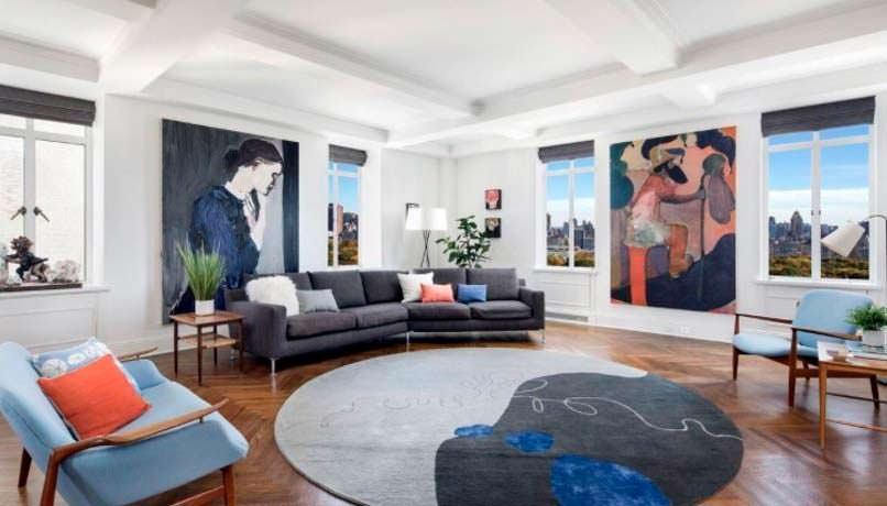 Первая квартира Дайаны Китон в Нью-Йорке