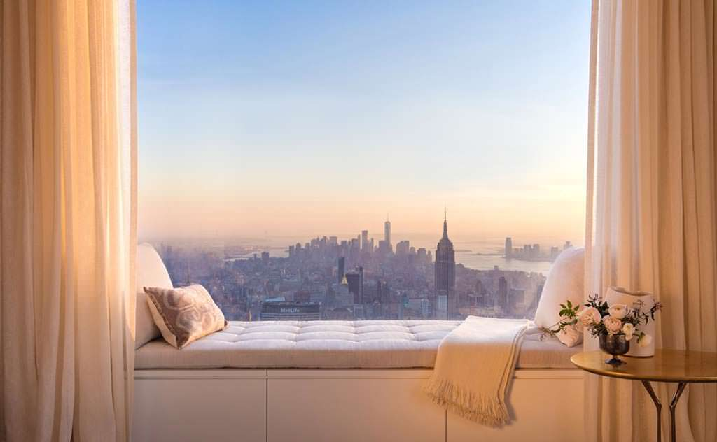 Квартира в небоскребе 432 Park Avenue, Нью-Йорк