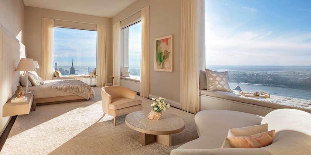 Квартира в небоскребе 432 Park Avenue, Манхэттен