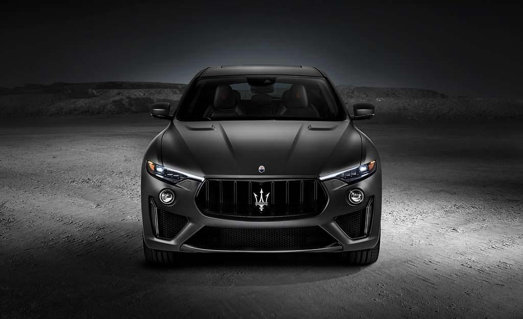 Maserati Levante Trofeo - ответ Bentley Bentayga