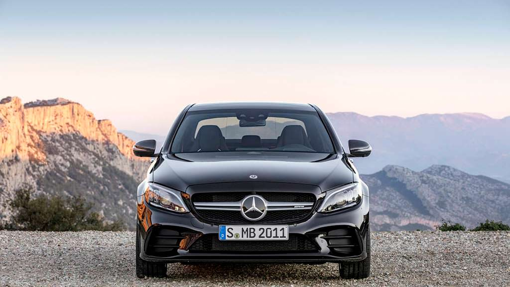 Новый седан Mercedes-AMG C43 2019