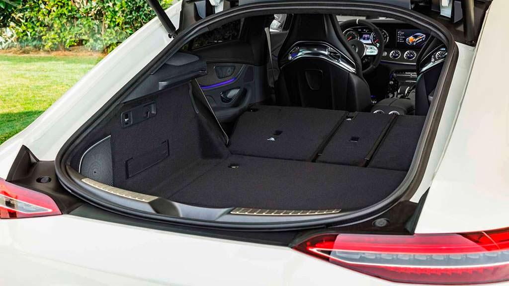 Багажник Mercedes-AMG GT 4-Door Coupe