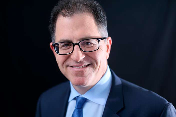 Компьютерный магнат Майкл Делл, основатель Dell Technologies