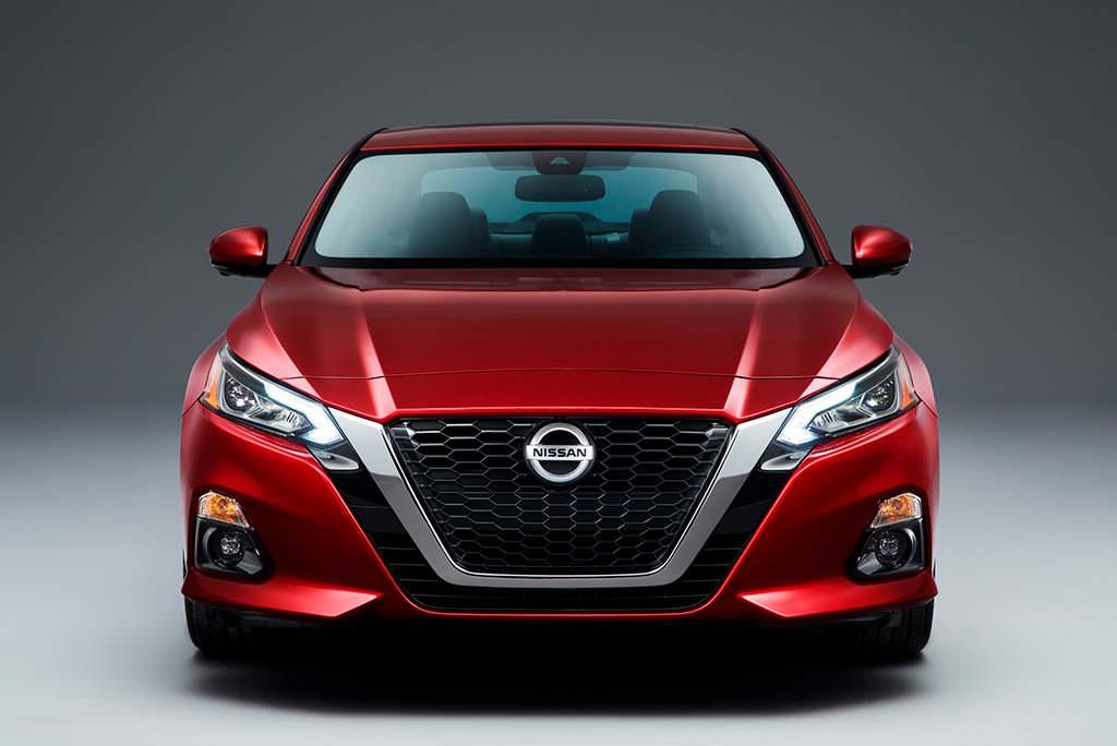 Nissan Altima 2019 года