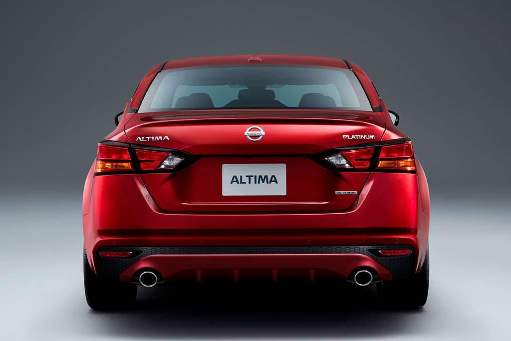 Nissan Altima шестого поколения