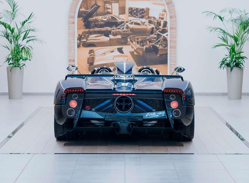 Pagani Zonda HP Barchetta. Цена €20 млн