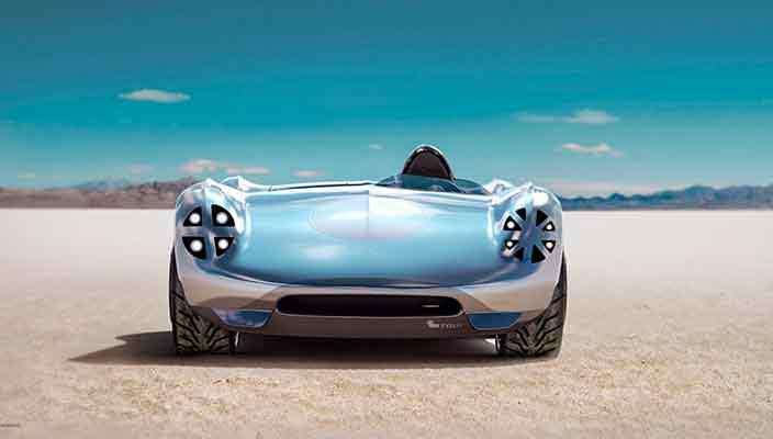Hackrod и Siemens напечатали первый автомобиль на 3D-принтере