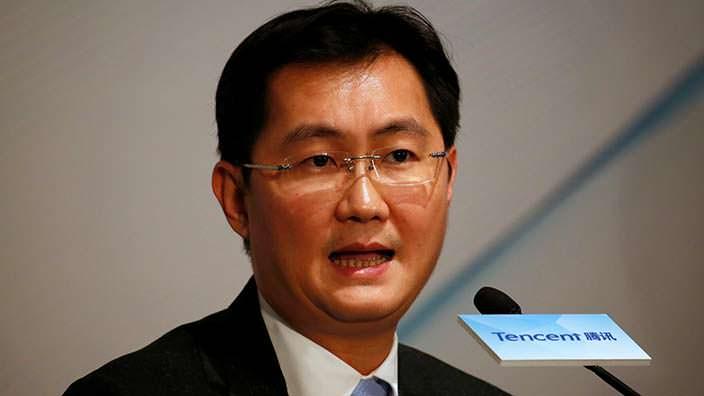 Ма Хуатенг - самый богатый человек в Китае