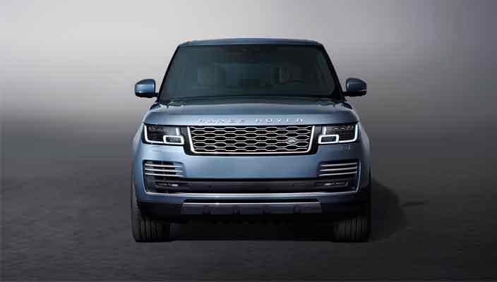 Вышел трехдверный Range Rover SV Coupe ручной сборки