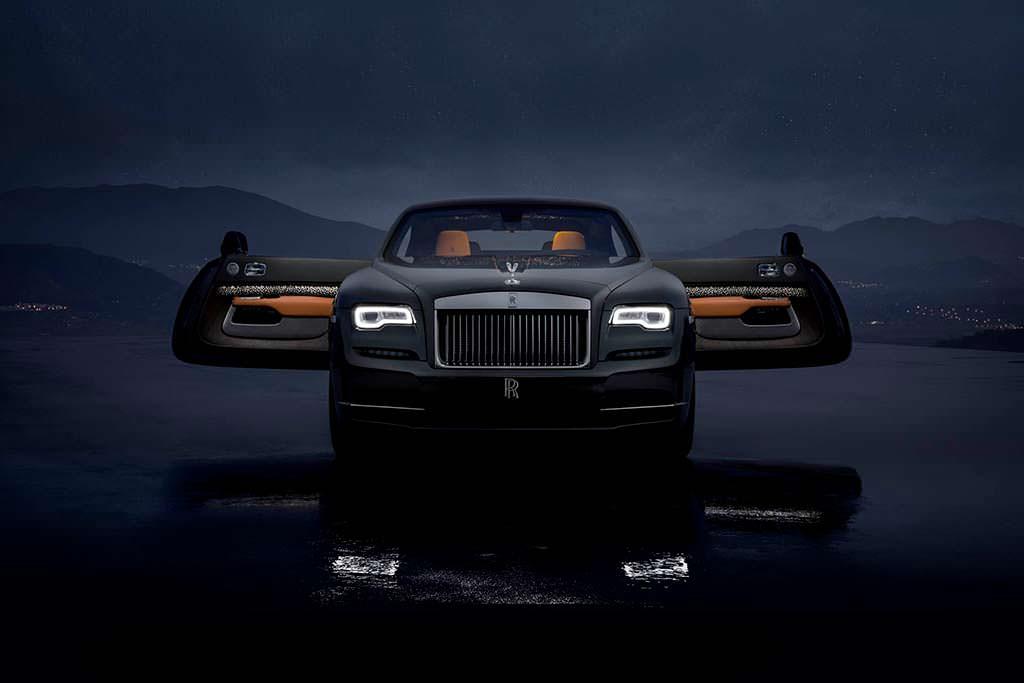 Rolls-Royce Wraith Luminary Edition. 1 из 55