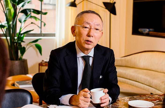 Тадаси Янай - самый богатый японец
