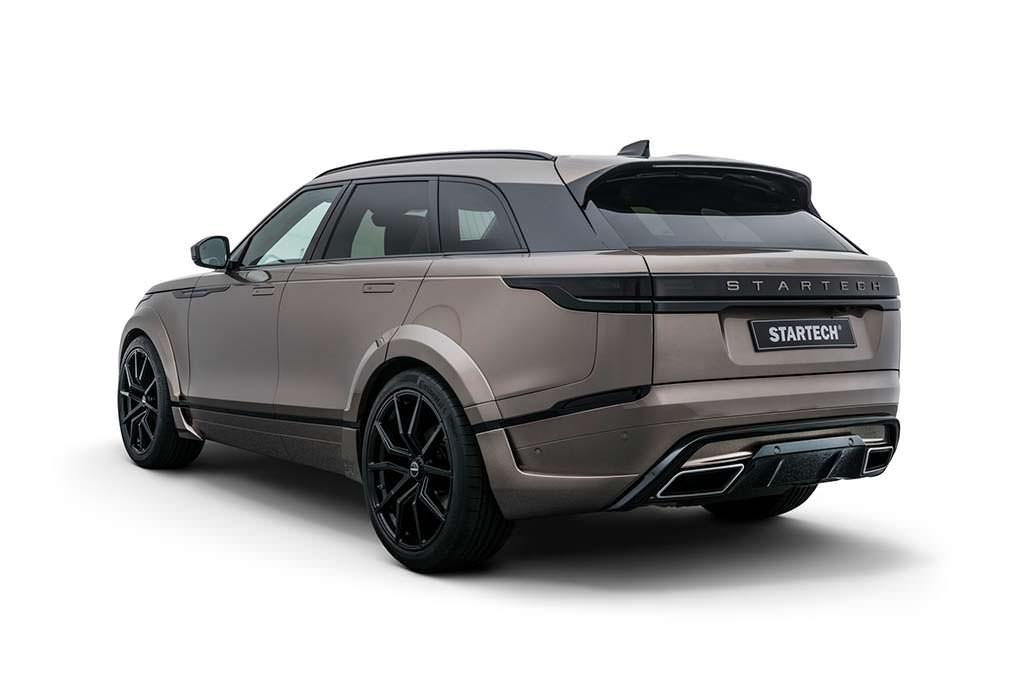 Стильный Range Rover Velar. Тюнинг от Startech