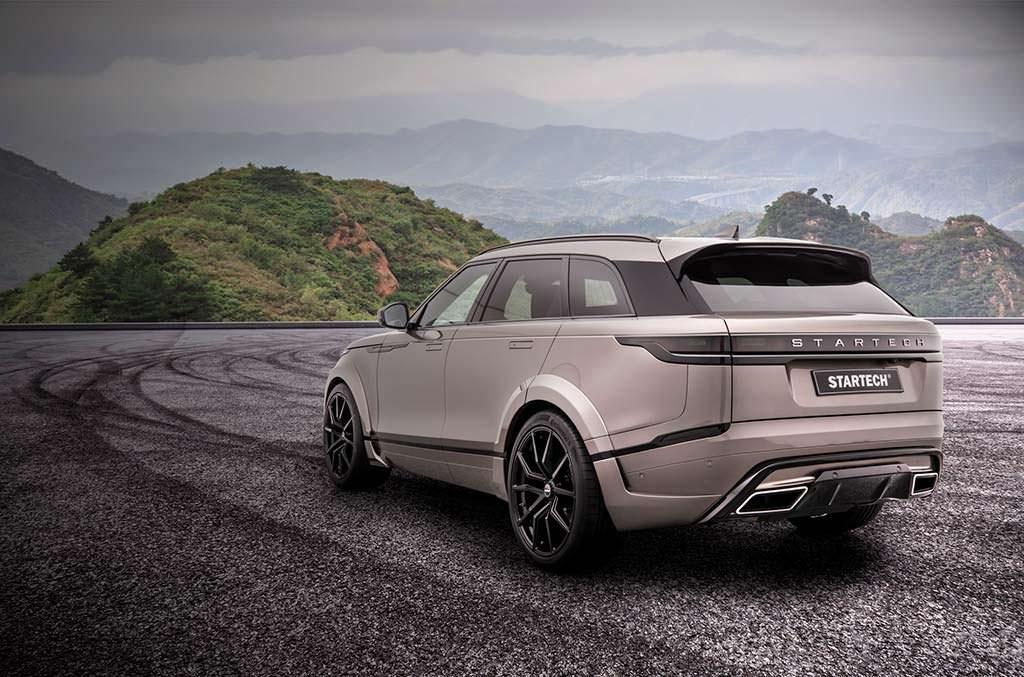Тюнинг Range Rover Velar от Startech