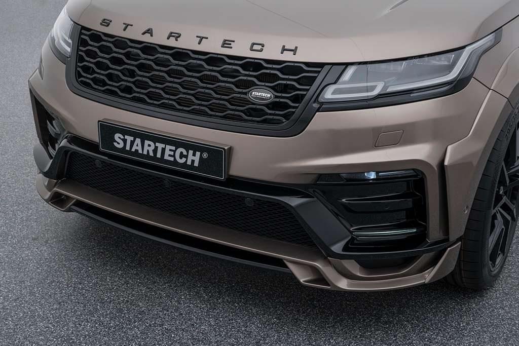 Новый передний бампер для Range Rover Velar от Startech