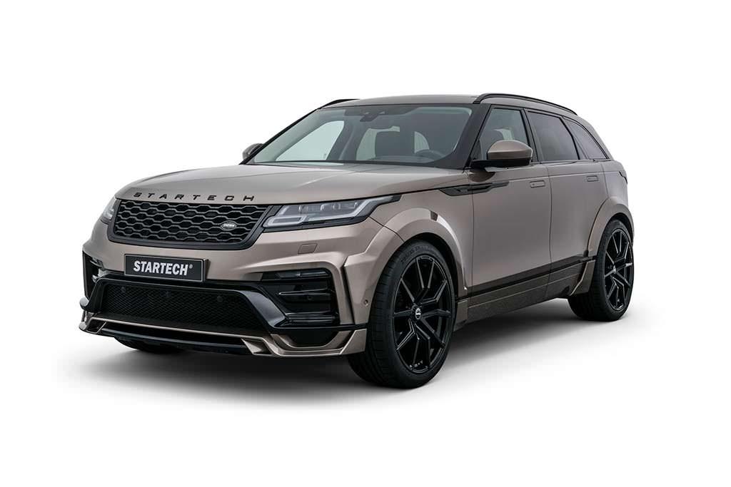 Стильный внедорожник Range Rover Velar. Тюнинг от Startech