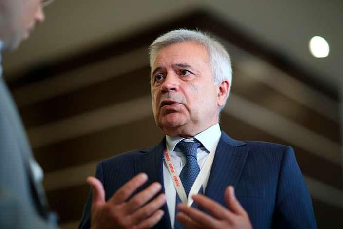 Вагит Алекперов – председатель «Лукойла»