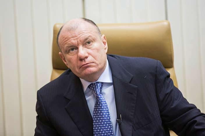 Российский миллиардер Владимир Потанин